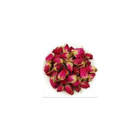 Džiovinti raudonų rožių butonai 10/20g
