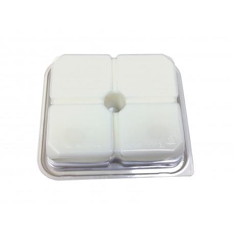 Crystal Goats Milk - balta muilo bazė su ožkos pienu 1kg
