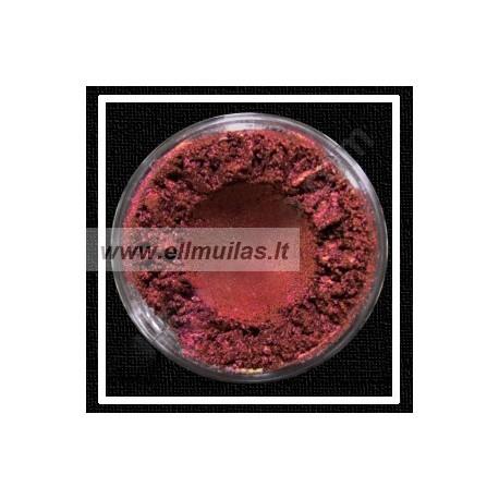 Raudonos spalvos  žėrutis