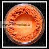 Oranžinės spalvos žėrutis 1g