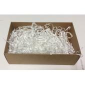 Baltas dėžės užpildas
