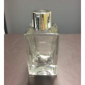 Kvapų difusorius 30ml apvalus sidab. dangtelis
