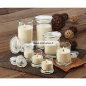 Sojų vaškas CB-135 (skirtas žvakėms induose)