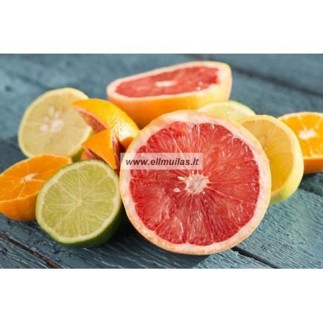 Greipfrutas, apelsinas. laimas  kvapusis aliejus 10/30ml