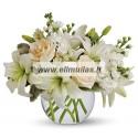 Baltos gėlės  kvapusis aliejus 10/30ml