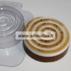 Muilo forma '' Spiralė''