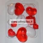 Muilo forma '' Širdelės bučinukai''