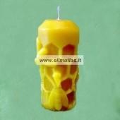 Forma pastatomai žvakei (ilgis 75mm, diametras 30 mm)