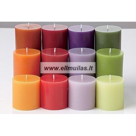 17 vnt. Žvakių dažų traškučių rinkinys