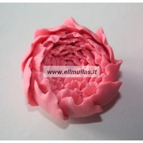 Silikoninė muilo forma - Gėlė 10