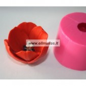 Silikoninė muilo forma - Gėlė 11