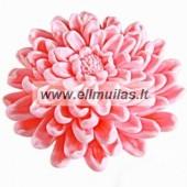 Silikoninė muilo forma - Gėlė 12