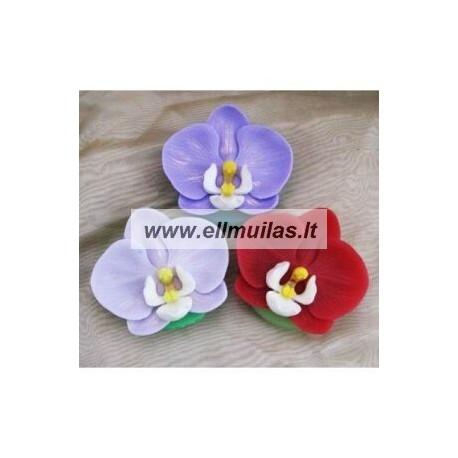 Silikoninė muilo forma - Gėlė 17