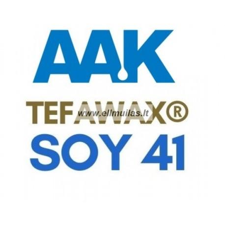 800g/2,4/5/10/25 kg Sojų vaškas (induose) TefaWax Soy 41 (analogas Golden wax 464)