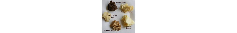 Natūralūs sviestai (kietieji aliejai)