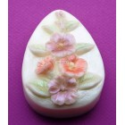 Silikoninė muilo forma Gėlių puokštė