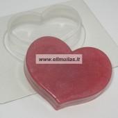 Muilo forma ''Širdelė 3''