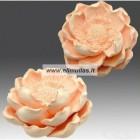 Silikoninė muilo forma - Gėlė 6