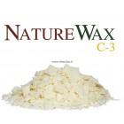 1,3,5/10/22.68kg Sojų vaškas (induose) Nature wax C-3.