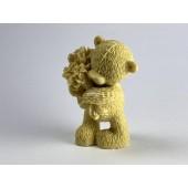 Silikoninė muilo forma - Teddy 1
