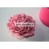 Silikoninė muilo forma - Gėlė 20