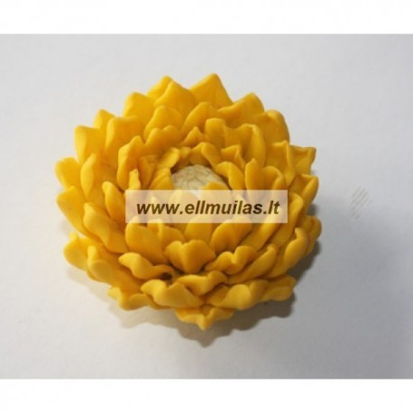 Silikoninė muilo forma - Gėlė 21