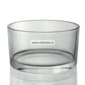 500ml skaidraus stiklo indas