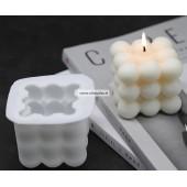 Forma pastatomai žvakei 60 x 60 mm
