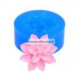 Silikoninė muilo forma - Mini gėlė Nr.3