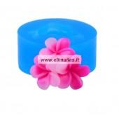 Silikoninė muilo forma - Mini gėlė Nr.4
