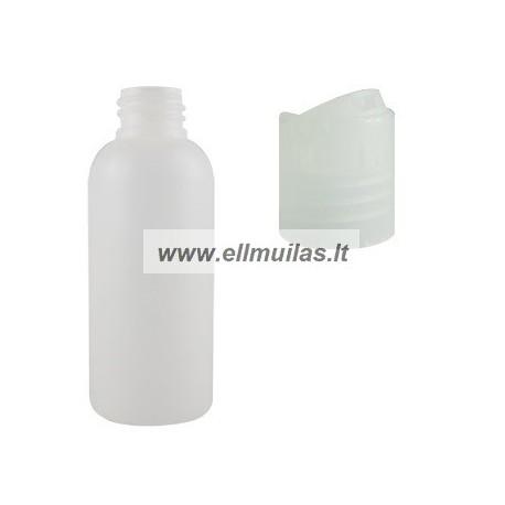 60 ml plastiko buteliukas