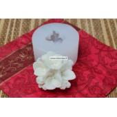 Silikoninė muilo/žvakių forma - Gėlė Nr.23