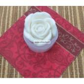 Silikoninė muilo/žvakių forma - Gėlė Nr.36