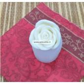 Silikoninė muilo/žvakių forma - Gėlė Nr.39