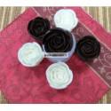 Silikoninė forma - Gėlė (Rožė) Nr.48