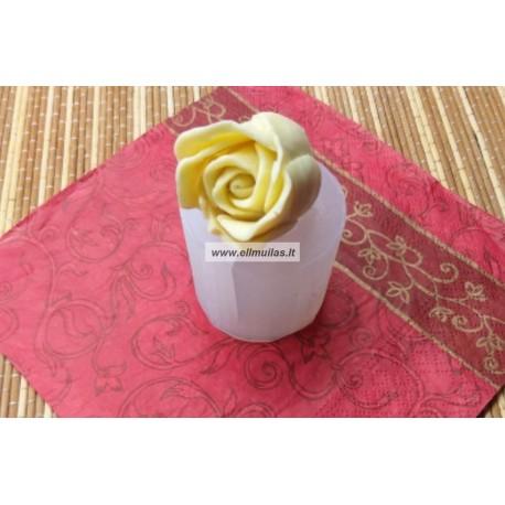 Silikoninė muilo/žvakių forma - Gėlė Nr.49