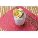 Silikoninė muilo/žvakių forma - Gėlė (Rožė) Nr.49