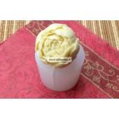 Silikoninė muilo/žvakių forma - Gėlė Nr.50