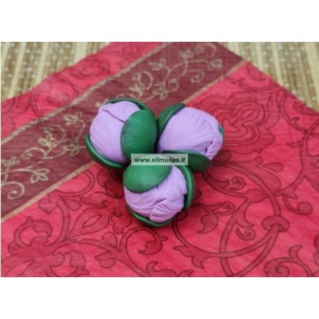 Silikoninė muilo/žvakių forma - Gėlė Nr.51