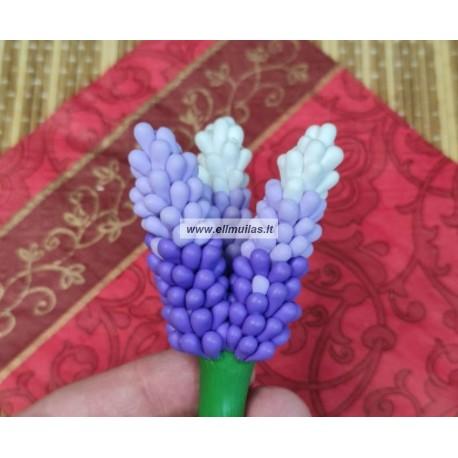 Silikoninė muilo/žvakių forma - Gėlė Nr.52