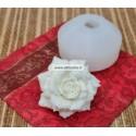 Silikoninė muilo/žvakių forma - Gėlė (Rožė) Nr.53