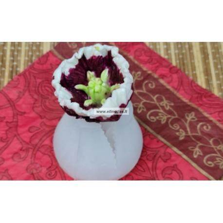 Silikoninė muilo/žvakių forma - Gėlė Nr.54