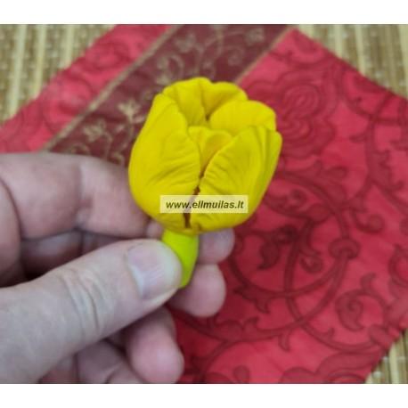 Silikoninė muilo/žvakių forma - Gėlė Nr.57