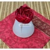 Silikoninė muilo/žvakių forma - Gėlė Nr.58