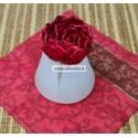 Silikoninė muilo/žvakių forma - Gėlė (Bijūnas) Nr.58