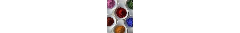 Mineraliniai pigmentai (birūs)