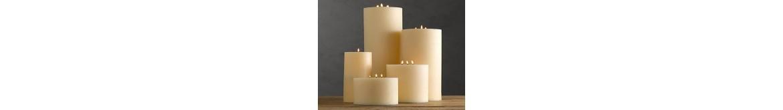 Vaškas žvakėms formuose